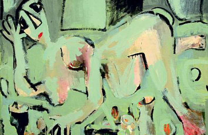 «Искусство или смерть» Николай Константинов, Валерий Кошляков, Александр Сигутин, Василий Слепченко, Авдей Тер-Оганьян
