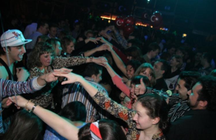 """Turkish Party 2009. Турецкая ночь"": DJ Мошка"