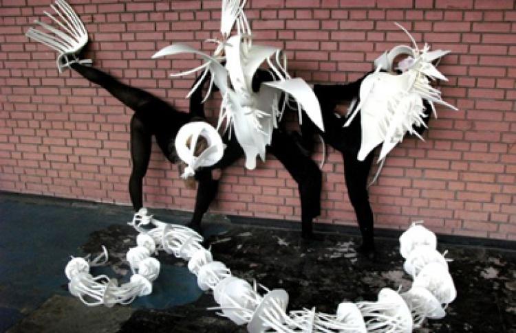 """Хэппиненг Bio-Shumam. (на основе неидеоматической музыки Николая Рубанова (""""АукцЫон"""") и Александра Томашева)"""
