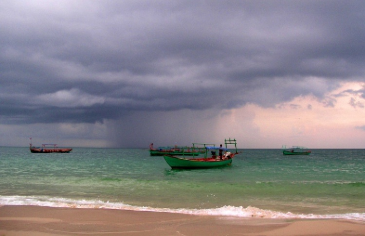 "Марина Лисовец ""Cambodia Capacity Colourful"""