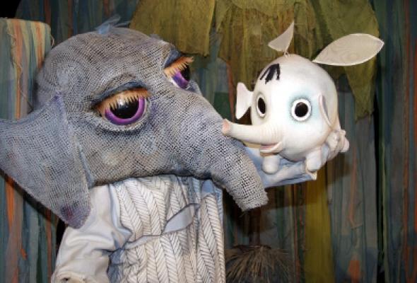 Сказки про слона Хортона - Фото №1