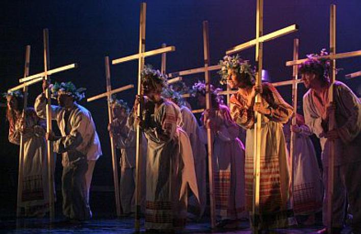 Фестиваль «Театральная паутина» 2009