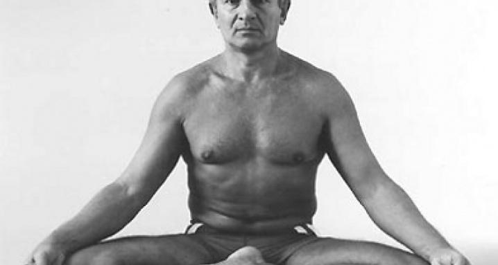 Школа йоги Виктора Бойко