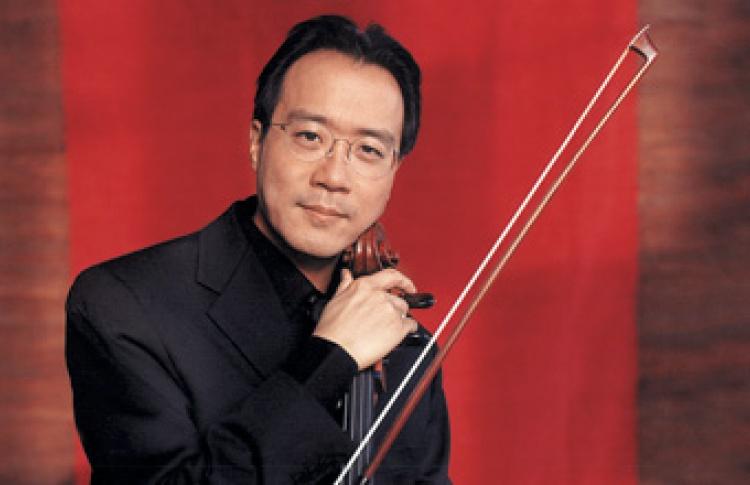 Йо-Йо Ма (виолончель, США)