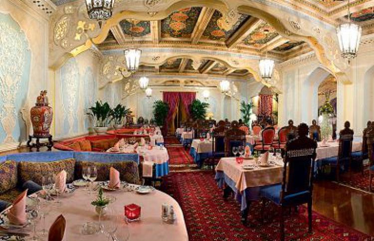 Рестораны-легенды
