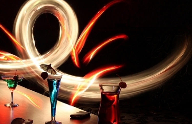 Freezelight Party: DJs Fashion, Феникс, Борисов, Сазонов