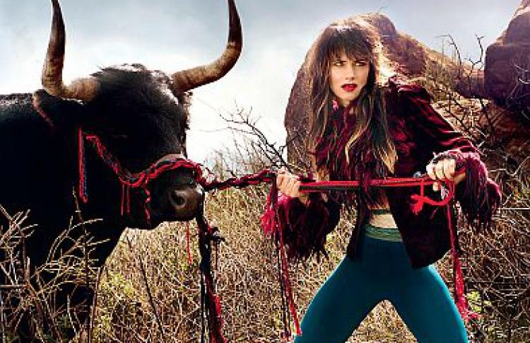 Певица Джульетт Льюис: «Магия рок-н-ролла важнее секса»