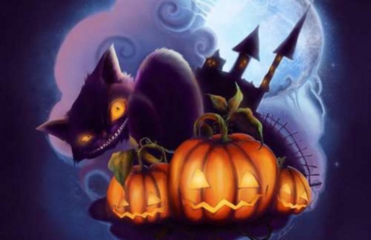 Halloween Vampire Party's. Luxury Decadence: DJs Хавьер Рамирес (Испания), Юра, Иван Скретчин, Соболев, Вартан