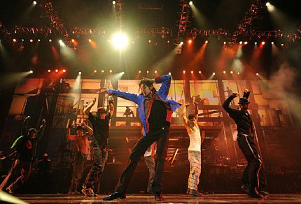 Майкл Джексон: Вот и все - Фото №0