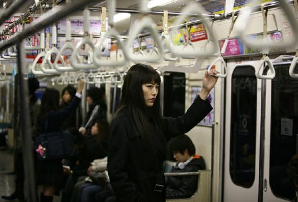 Карта звуков Токио - Фото №0