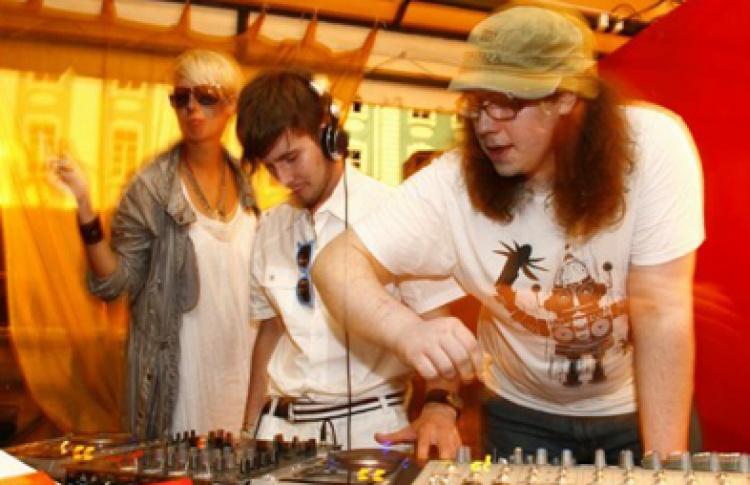 Calypso. DJs RHP и Gigolo (house, nu-disco)