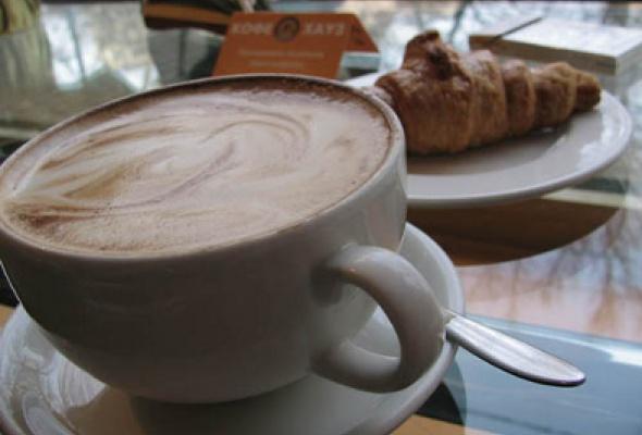 """Кофе Хауз на Варшавском шоссе, 95, в ТЦ """"Аэробус"""" - Фото №0"""