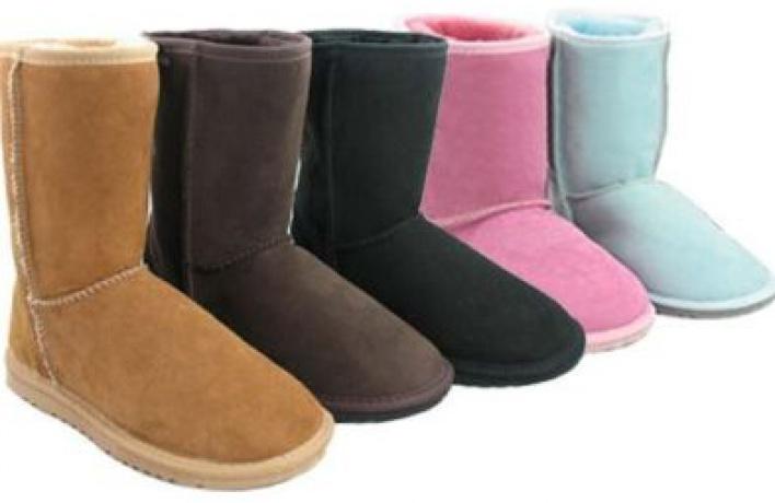 Теплая обувь для холодной зимы