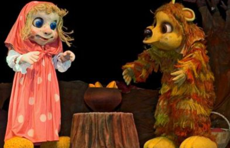 Маша и медведь (Кузин)