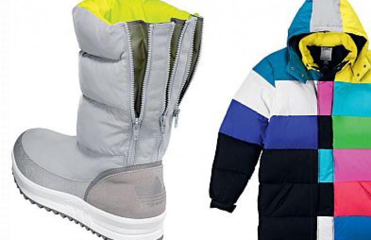 Как модно одеться зимой