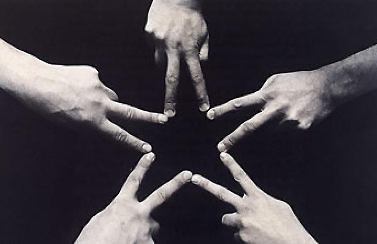 Разговор руками