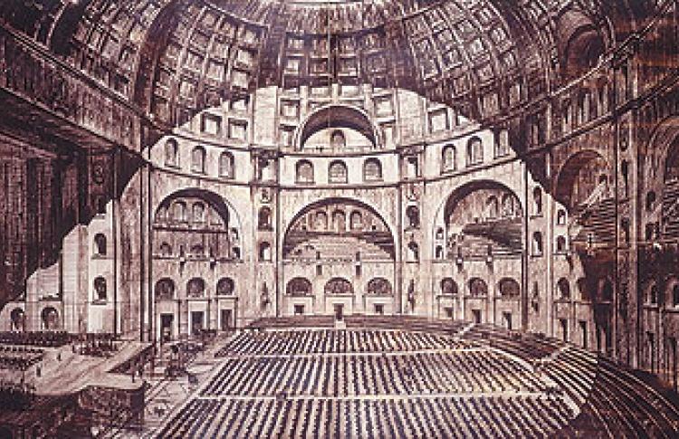 Итальянский Дворец Советов
