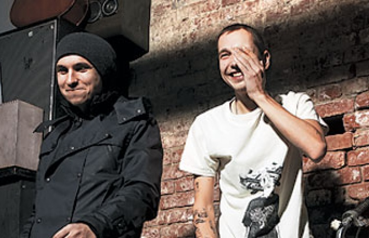 The Players: DJs Ols SS, FStep