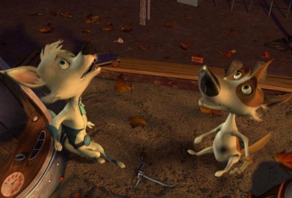 Звездные собаки: Белка и Стрелка - Фото №3