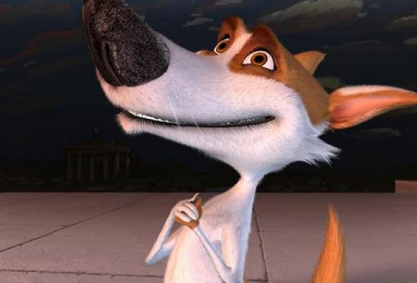 Звездные собаки: Белка и Стрелка - Фото №12