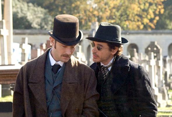 Шерлок Холмс - Фото №0