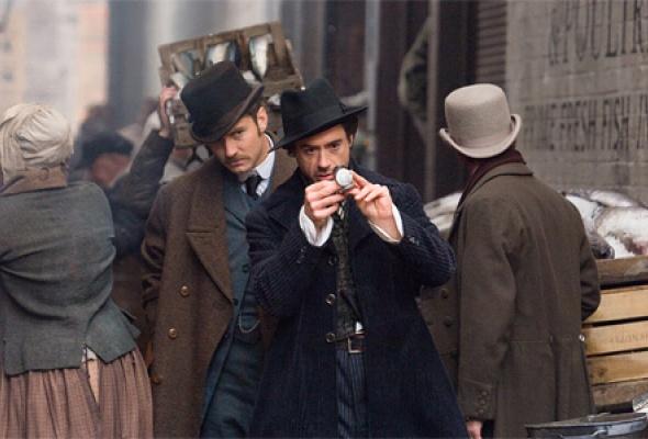 Шерлок Холмс - Фото №3