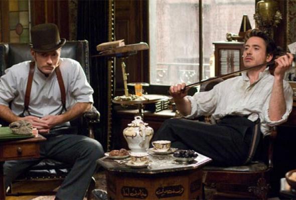 Шерлок Холмс - Фото №6