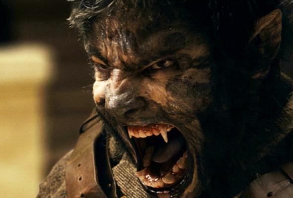 Человек-волк - Фото №0