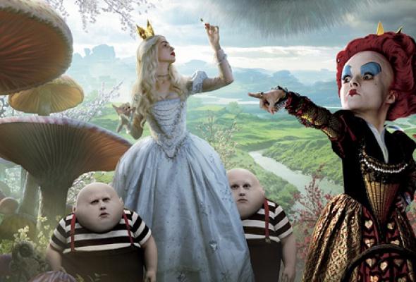 Алиса в стране чудес - Фото №1