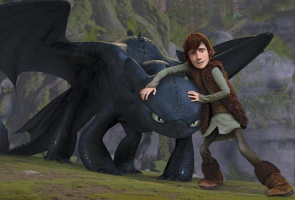 Как приручить дракона 3D - Фото №1