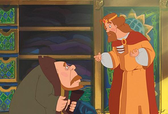 Три богатыря и Шамаханская царица - Фото №4