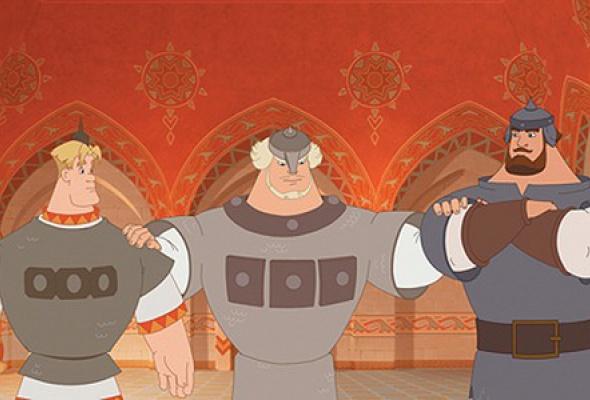 Три богатыря и Шамаханская царица - Фото №6