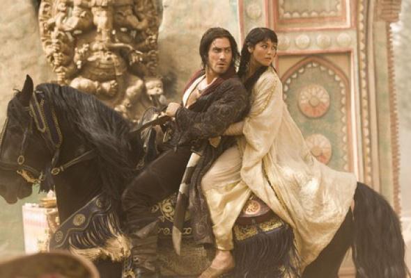 Принц Персии: Пески времени - Фото №1