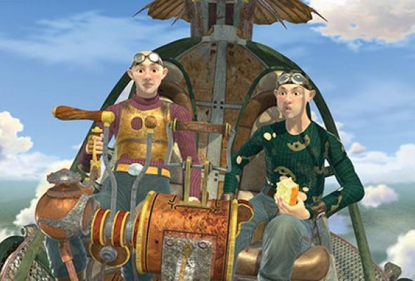 Наша Маша и Волшебный орех - Фото №5