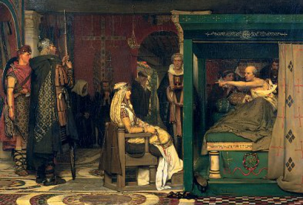 Лики истории в европейском искусстве XIX века - Фото №0