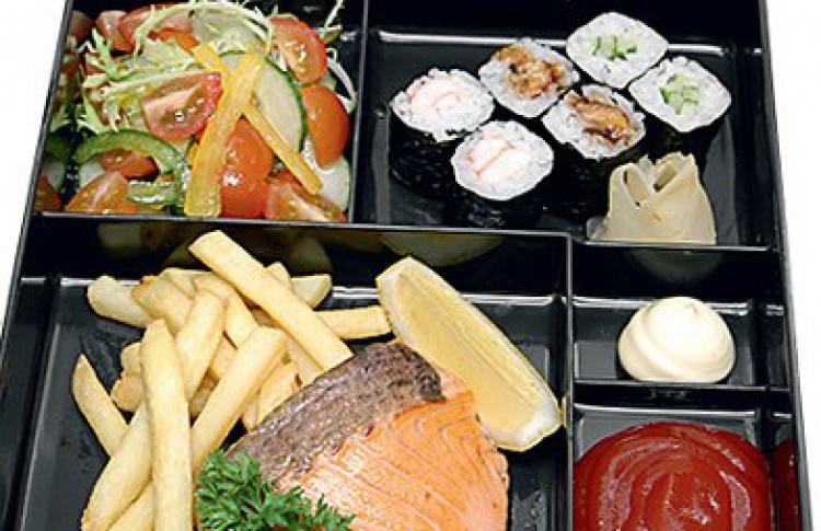 """Школа суши и детское меню в ресторане """"Мисато"""""""