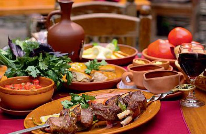 30ресторанов кавказской кухни