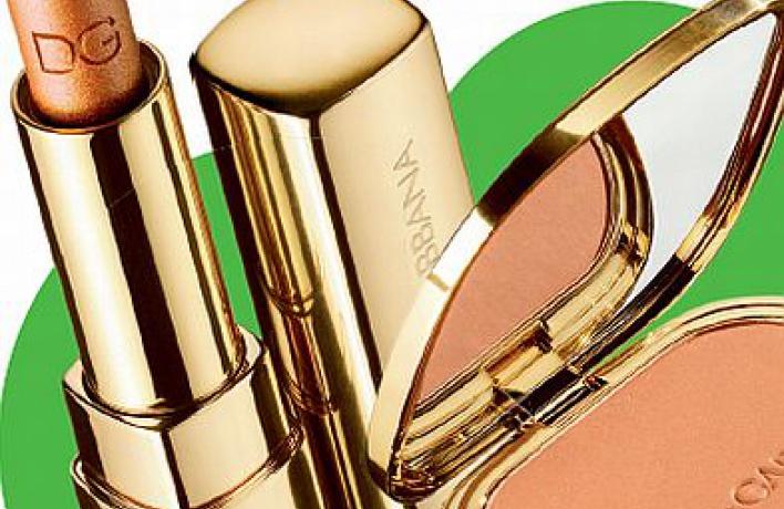 Золотая коллекция отDolce&Gabbana Make Up
