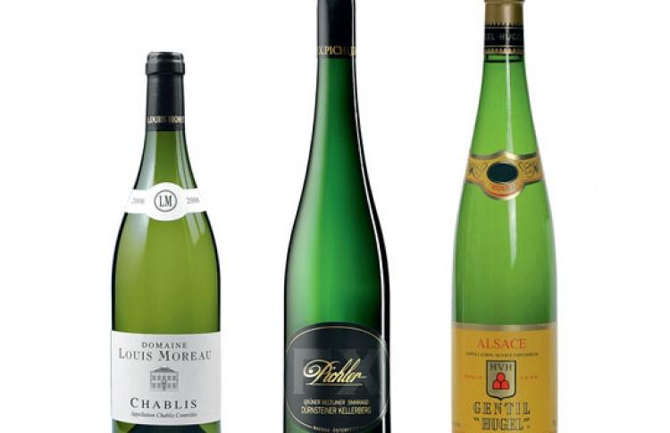 Дегустируем белое вино для лета