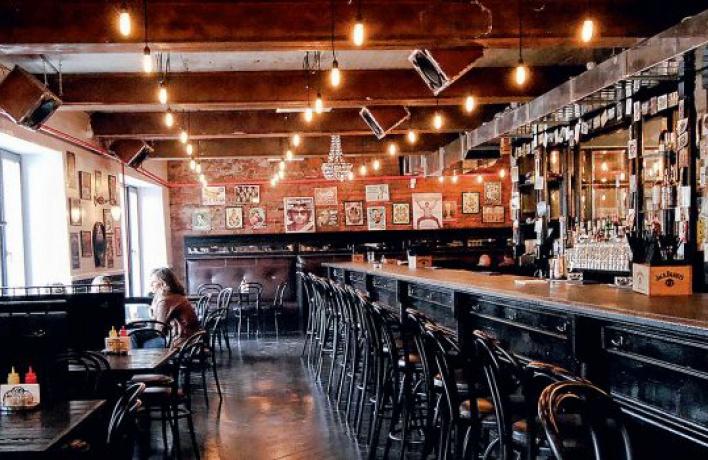 Rolling Stone Bar & Tattoo