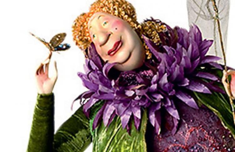 XII Международная выставка художественных кукол