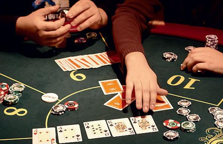 Покер по-взрослому