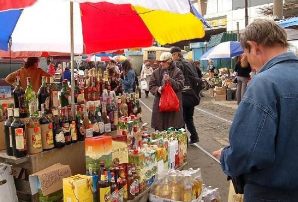 Лефортовский рынок - Фото №0