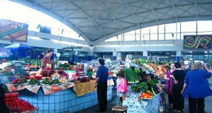 Черемушкинский рынок