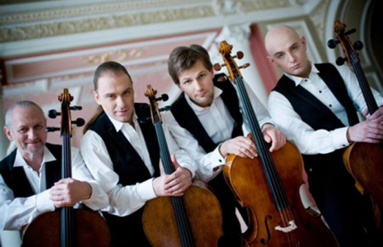 Rastrelli Cello Quartett (Германия)