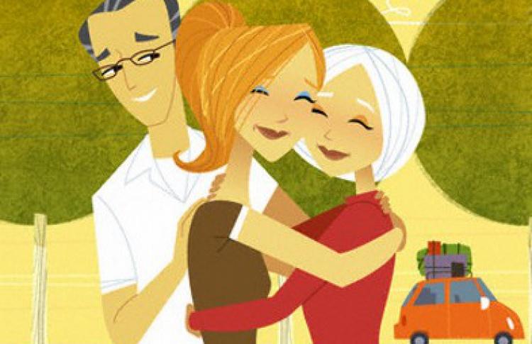 Семейные забавы, или Любовь впятером!