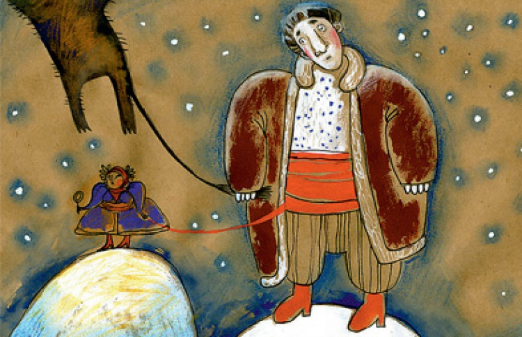 """""""Рождество в Фонтанном Доме"""": """"О, не верьте этому Невскому проспекту!"""""""