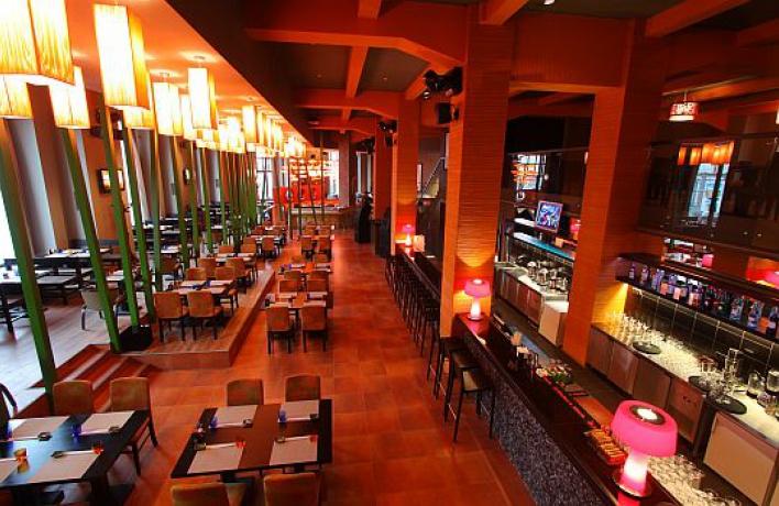 Открытие ресторана «Суши-румба»