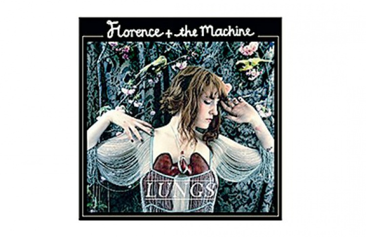 "Florence + The Machine ""Lungs"""