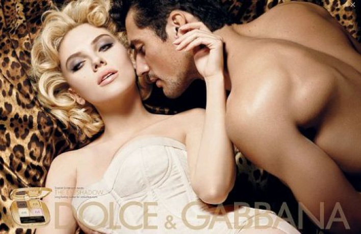 Новогодняя коллекция макияжа отDolce&Gabbana